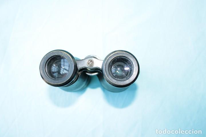 Antigüedades: Binoculares militares antiguos francesas . Antique french military binoculars. - Foto 5 - 57712541
