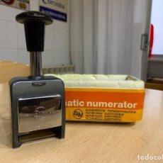 Antigüedades: ENM NUMERADOR AUTOMATIC MODELO 4513. Lote 225497445