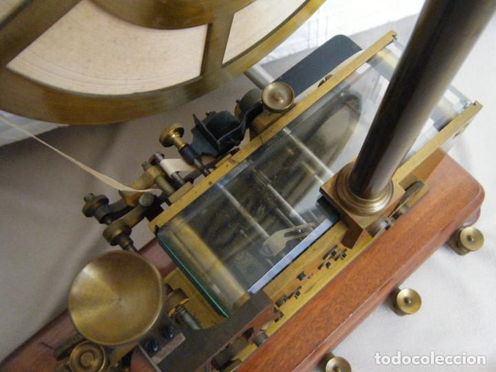 Antigüedades: EXCEPCIONAL RECEPTOR MORSE SUECO - Foto 7 - 225565031