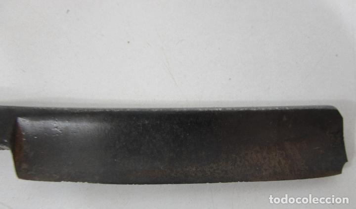 Antigüedades: Navaja de Afeitar - Barbero - 14 Imperial - Foto 10 - 225726025