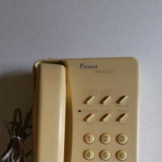 Teléfonos: TELEFONO MULTISERVICIO DE TELEFONICA / MODELO FORMAS / FABRICADO POR ALCATE.. FUNCIONANDO.. Lote 225764575