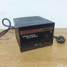 Antigüedades: ESTABILIZADOR ELECTRICO 1000W. Lote 225854891