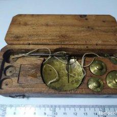 Antigüedades: CAJA DE CAMBISTA VALENCIANA DE JOSÉ MENAYA. Lote 225966595