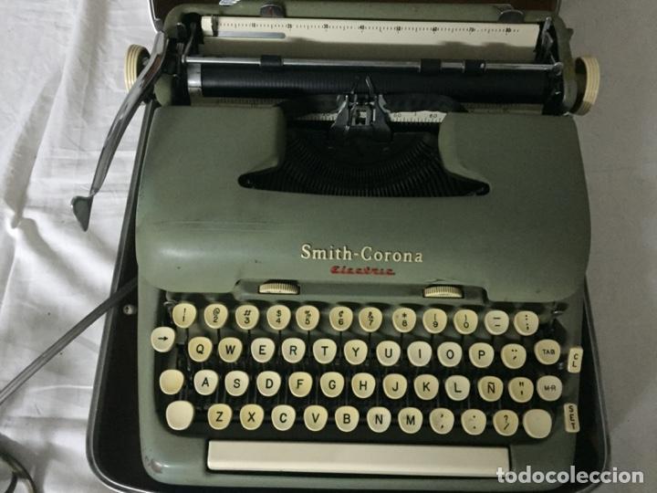 MÁQUINA DE ESCRIBIR SMITH CORONA ELECTRIC (Antigüedades - Técnicas - Máquinas de Escribir Antiguas - Otras)
