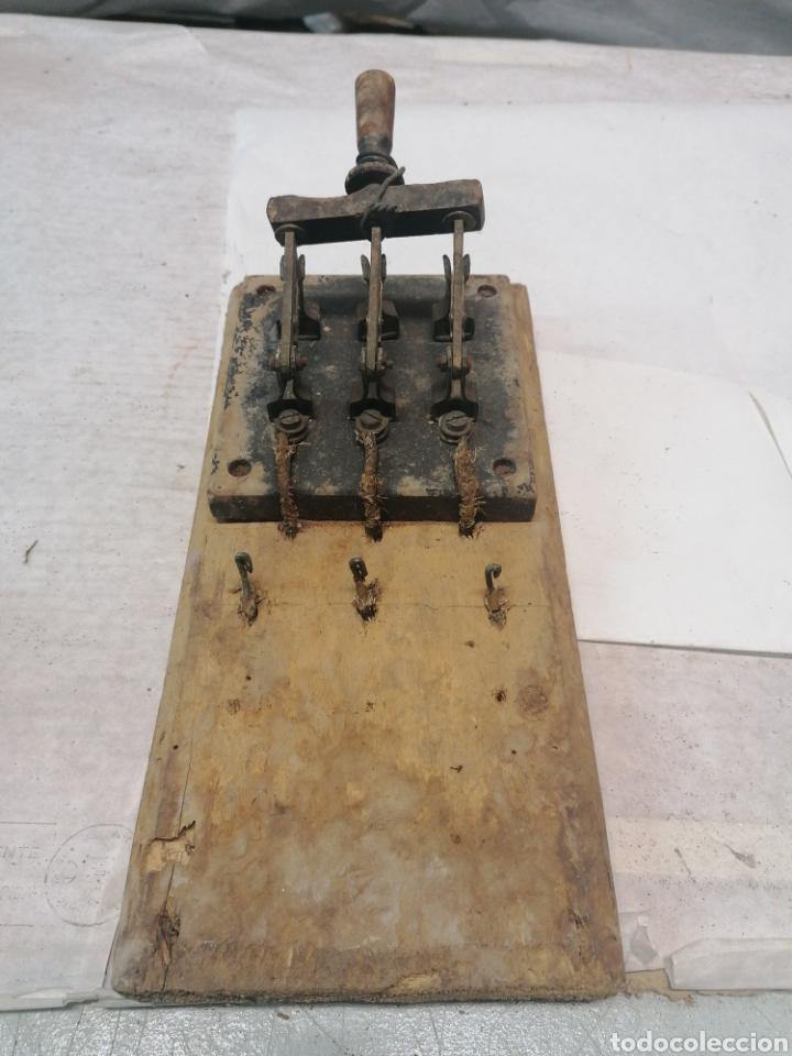 INTERRUPTOR ELÉCTRICO (Antigüedades - Técnicas - Herramientas Profesionales - Electricidad)