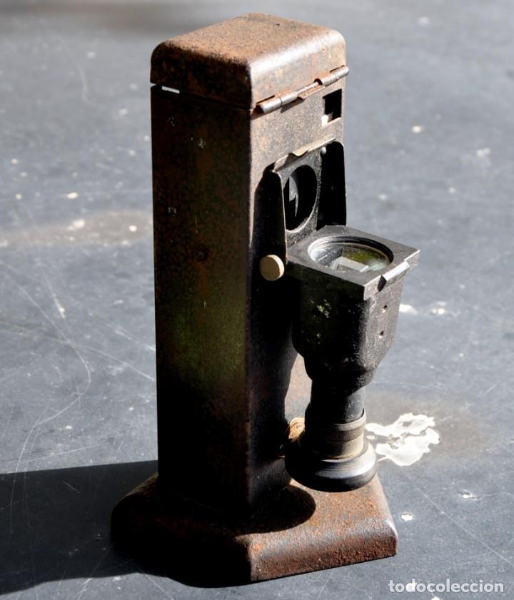 Antigüedades: COLORÍMETRO- Microscopio Monocular - Foto 2 - 226140161