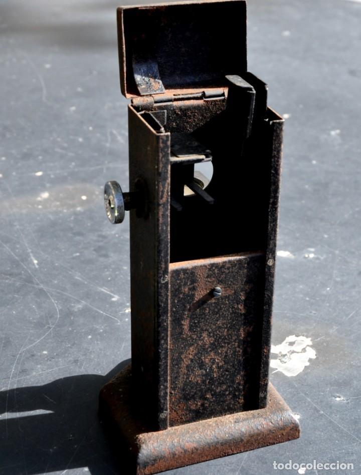 Antigüedades: COLORÍMETRO- Microscopio Monocular - Foto 3 - 226140161