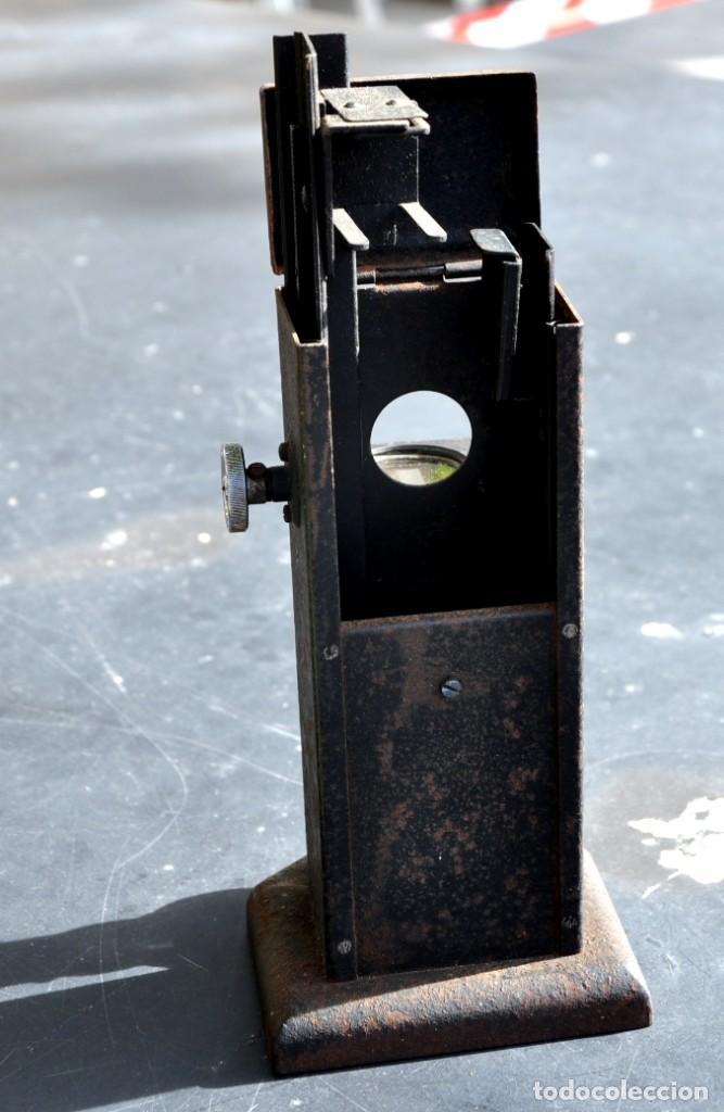 Antigüedades: COLORÍMETRO- Microscopio Monocular - Foto 4 - 226140161