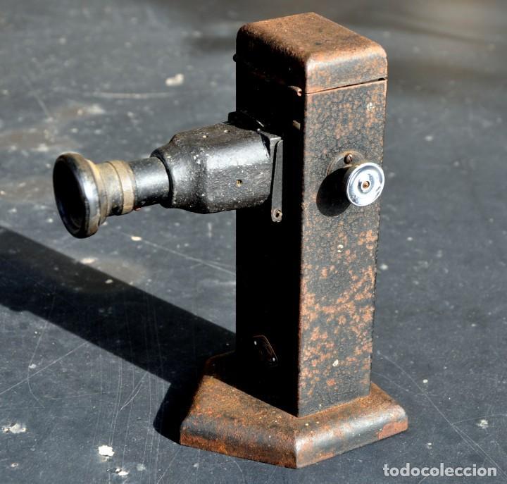 Antigüedades: COLORÍMETRO- Microscopio Monocular - Foto 6 - 226140161