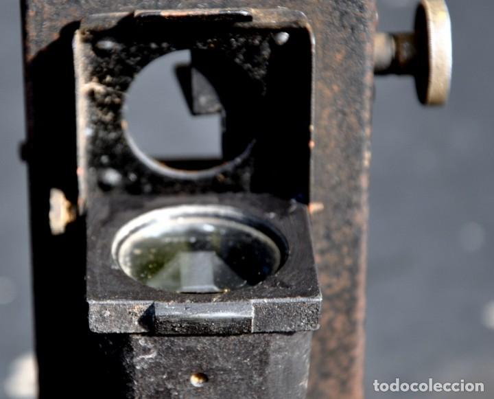 Antigüedades: COLORÍMETRO- Microscopio Monocular - Foto 7 - 226140161