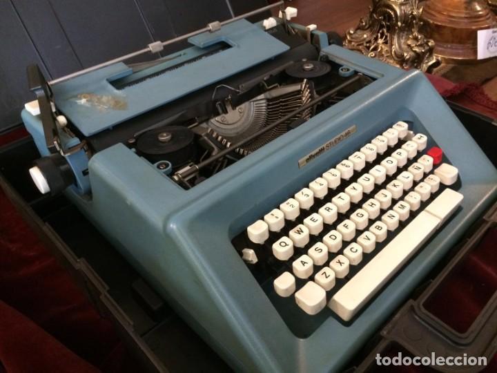 Antigüedades: Maquina de escribir Olivetti - Foto 2 - 226283290