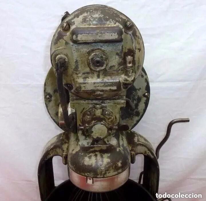 Antigüedades: Antigua Amasadora,Batidora.The Hobart Manufacturing Co Troy,o, U.S.A.Años 20. - Foto 6 - 226698620