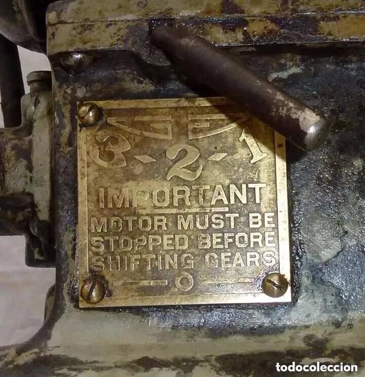 Antigüedades: Antigua Amasadora,Batidora.The Hobart Manufacturing Co Troy,o, U.S.A.Años 20. - Foto 9 - 226698620