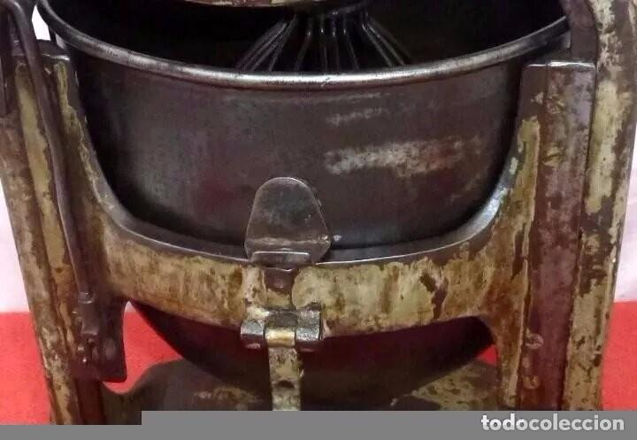Antigüedades: Antigua Amasadora,Batidora.The Hobart Manufacturing Co Troy,o, U.S.A.Años 20. - Foto 12 - 226698620