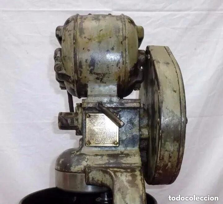 Antigüedades: Antigua Amasadora,Batidora.The Hobart Manufacturing Co Troy,o, U.S.A.Años 20. - Foto 14 - 226698620