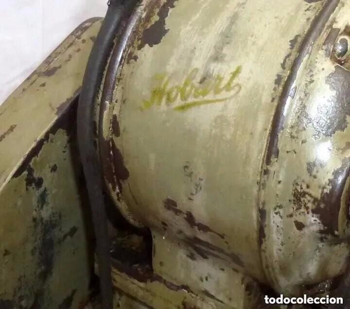 Antigüedades: Antigua Amasadora,Batidora.The Hobart Manufacturing Co Troy,o, U.S.A.Años 20. - Foto 22 - 226698620
