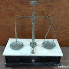 Antiquités: BALANZA PRECISION FARMACIA. Lote 226810374