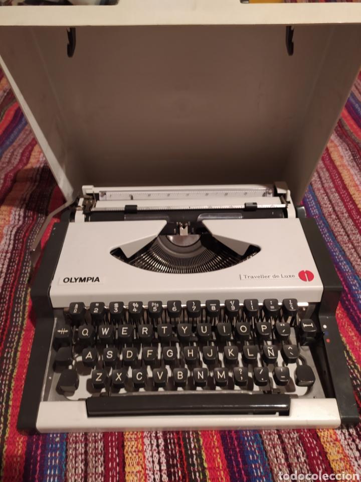 OLYMPIA TRAVELLER (Antigüedades - Técnicas - Máquinas de Escribir Antiguas - Olympia)