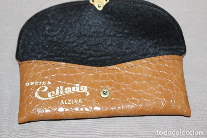 Antigüedades: 4 gafas graduadas 3 de pasta Vintage más 2 fundas-Christian Dior-2 indo-Ver fotos - Foto 5 - 227608415