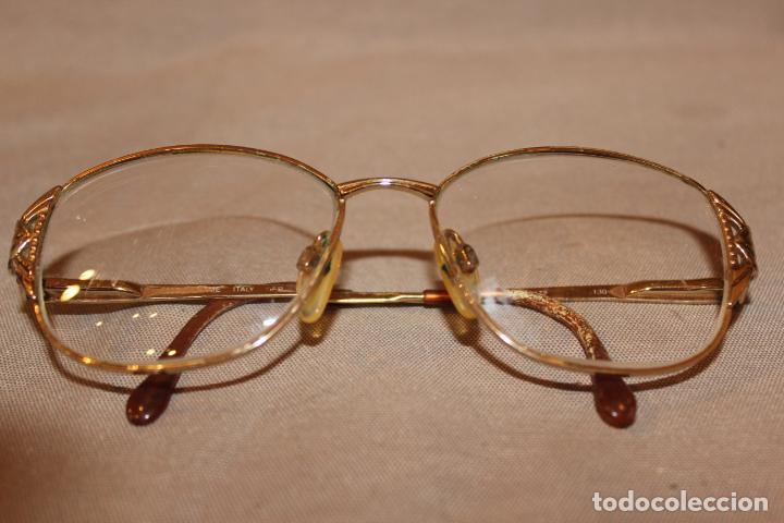 Antigüedades: 4 gafas graduadas 3 de pasta Vintage más 2 fundas-Christian Dior-2 indo-Ver fotos - Foto 20 - 227608415