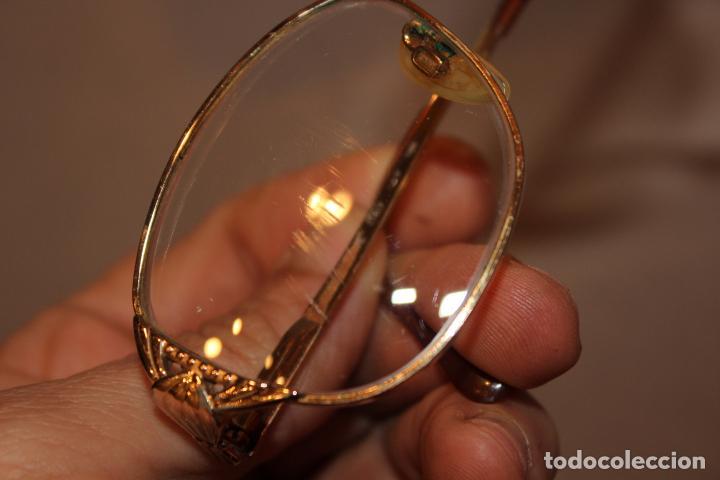 Antigüedades: 4 gafas graduadas 3 de pasta Vintage más 2 fundas-Christian Dior-2 indo-Ver fotos - Foto 23 - 227608415