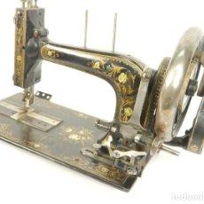Antigüedades: ANTIGUA CABEZA DE MAQUINA DE COSER OMEGA AÑO 1910 SEWING MACHINE NAHMASCHINE. Lote 227694350