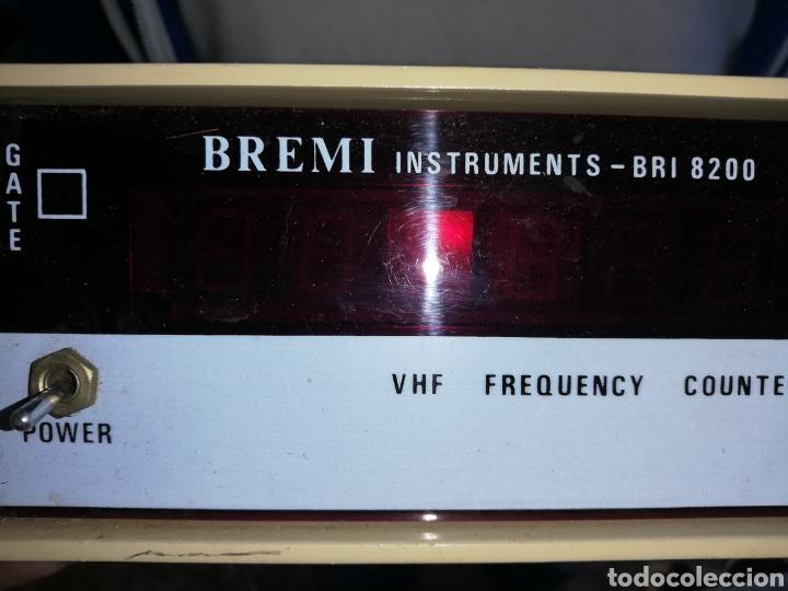 Antigüedades: Instrumento de medidor de Frecuencia... Ver imágenes - Foto 2 - 227710615