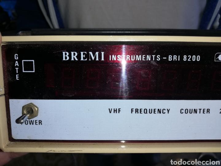 Antigüedades: Instrumento de medidor de Frecuencia... Ver imágenes - Foto 3 - 227710615