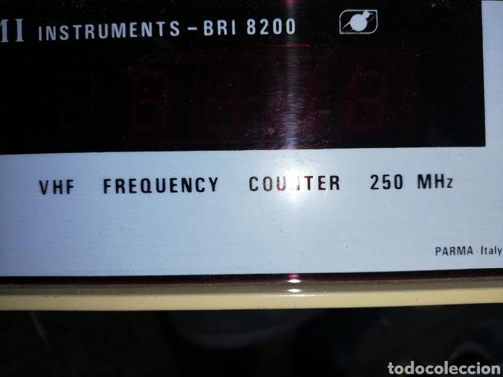 Antigüedades: Instrumento de medidor de Frecuencia... Ver imágenes - Foto 6 - 227710615