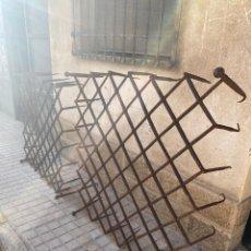 Antigüedades: REJAS DE CELUSIA GOTICAS. Lote 249324225