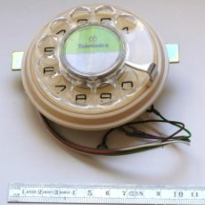 Teléfonos: DISCO MARCADOR REPUESTO TELÉFONO HERALDO. Lote 227761640