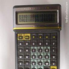 Antigüedades: PSION ORGANISER MODEL XP AÑOS 80. DE LAS PRIMERAS PDA MADE IN UK. Lote 227920435