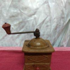 Antigüedades: ANTIGUO MOLINILLO DE CAFÉ DE LA MARCA ELMA.. Lote 227923195