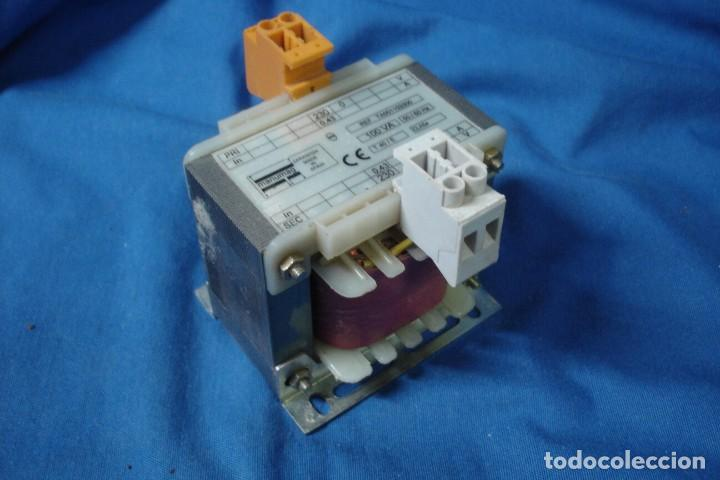 TRANSFORMADOR MANUMAG - PRIMARIO 230 V. 50/60 HZ, SECUNDARIO 230 V.- COMO NUEVO (Antigüedades - Técnicas - Herramientas Profesionales - Electricidad)