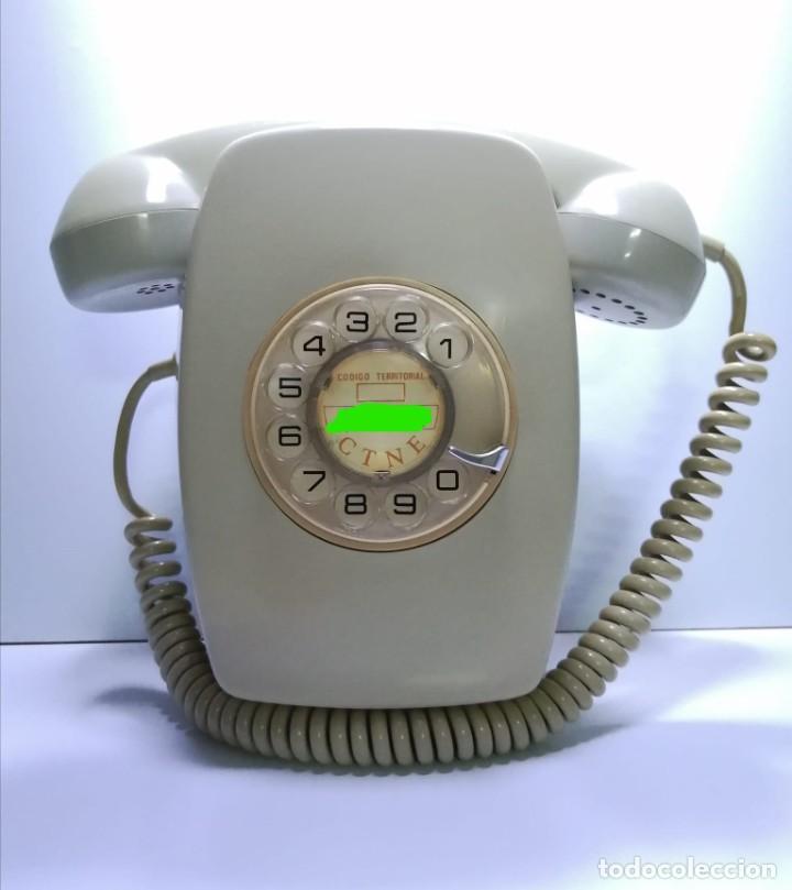 TELÉFONO DE PARED HERALDO (Antigüedades - Técnicas - Teléfonos Antiguos)