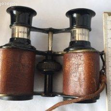 Antigüedades: PRISMÁTICOS ANTIGUOS. Lote 228115490