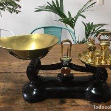 Antiquités: BALANZA INGLESA. Lote 228125320