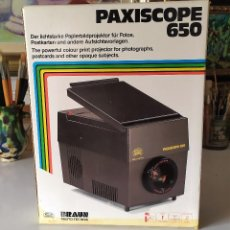 Antigüedades: PROYECTOR DE OPACOS BRAUN PAXISCOPE 650.. Lote 228139490