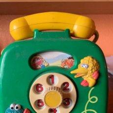 Teléfonos: TELEFONO ILLCO BARRIO SESAMO. Lote 228162165