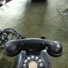 Telefoni: TELÉFONO DE BAQUELITA. Lote 228276905