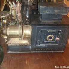 Antigüedades: PROYECTOR ESTEREOSCOPIO ORIGINAL. Lote 228282126