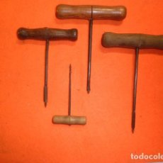Antigüedades: BERBIQUIES. Lote 228323015