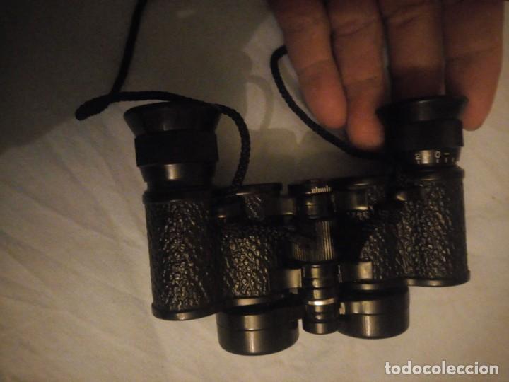 Antigüedades: EXCELENTES PRISMATICOS,BINOCULARES DE OPERA con funda 1960.wesso vergütete optik,6 x 15 - Foto 5 - 228367110