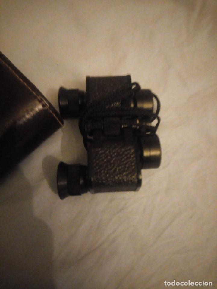 Antigüedades: EXCELENTES PRISMATICOS,BINOCULARES DE OPERA con funda 1960.wesso vergütete optik,6 x 15 - Foto 10 - 228367110