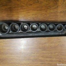 Antigüedades: JUEGO DE LLAVES DE TUBO. Lote 228402910
