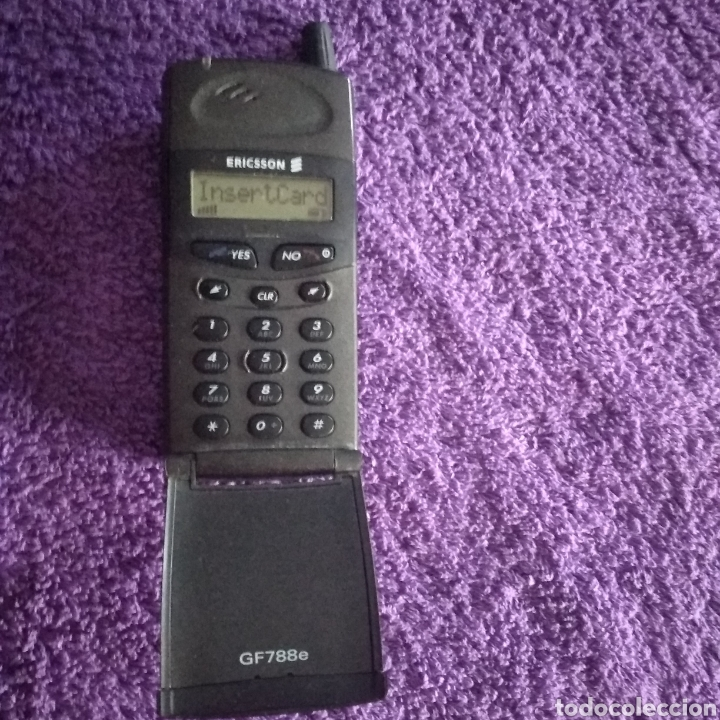 Teléfonos: LOTE ANTIGUOS MÓVILES ( MOTOROLA V100 y RARZ V3 + ERICSSON GF 788 + NOKIA 2680s-2 ) - Foto 36 - 228423070