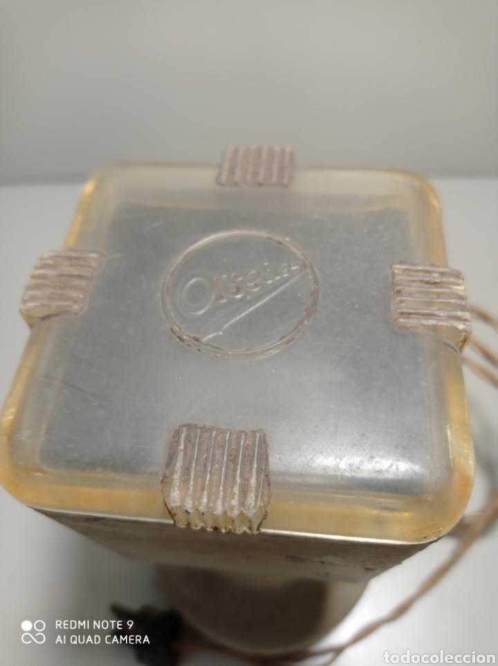 Antigüedades: Antiguo molinillo de café de la marca Otsein, modelo Mayc. Aluminio robusto. - Foto 3 - 228444513