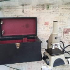 Antigüedades: MICROSCOPIO C. BAKER LONDON. Lote 228644300