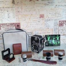 Antigüedades: CÁMARA BOLEX PAILLARD D8L. Lote 228652730
