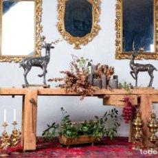 Antigüedades: BANCO DE CARPINTERO ANTIGUO 1920. Lote 228731740